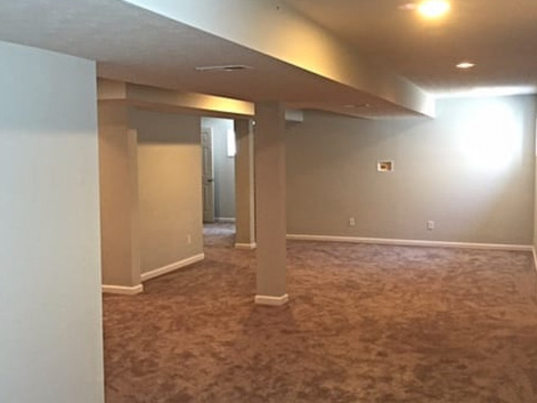 Relax and Entertain in Your Brand-New Basement